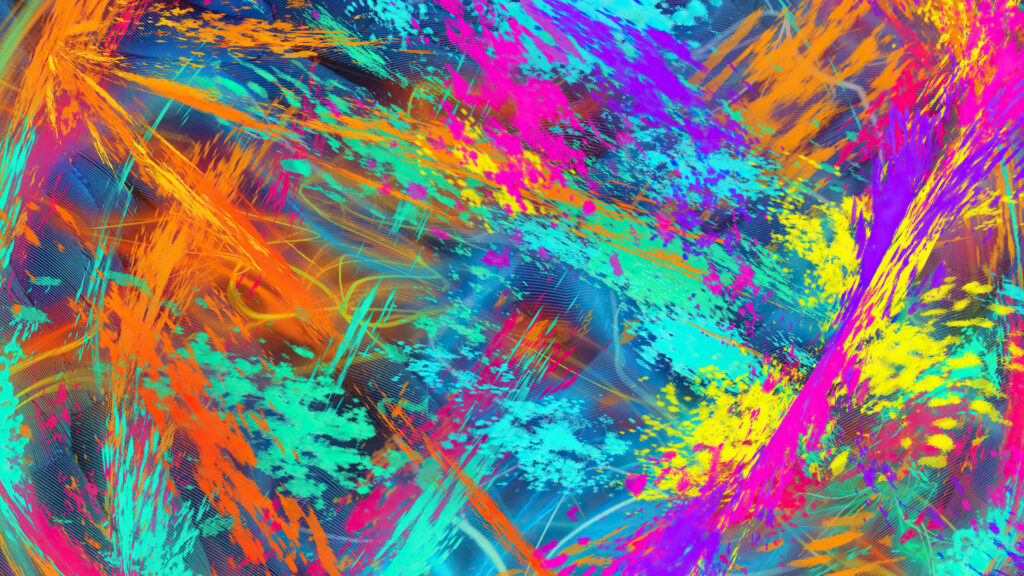 Abstract Laptop Background
