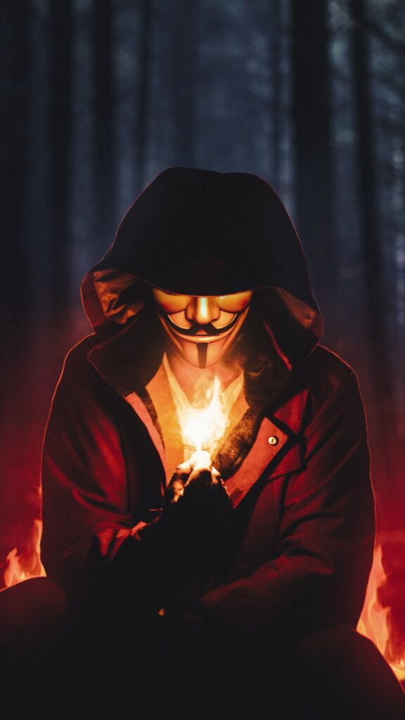Anonymous Android Wallpaper HD