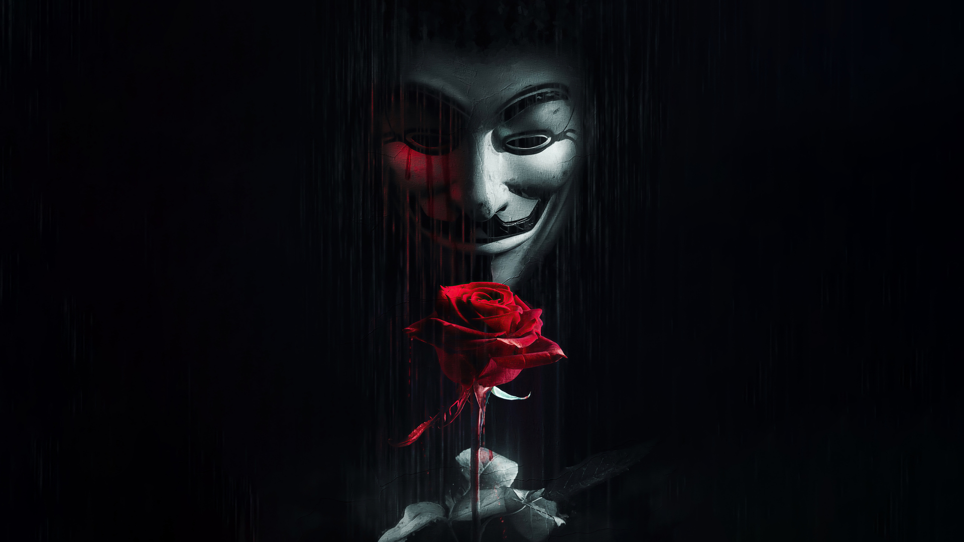 Anonymous Computer Wallpaper