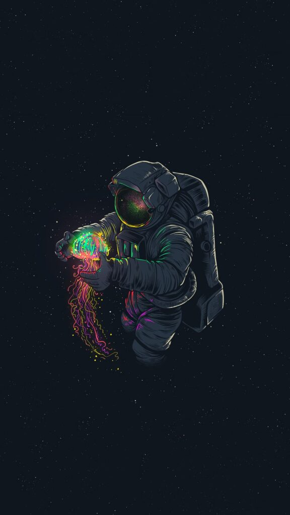 Astronaut Android Wallpaper (3)
