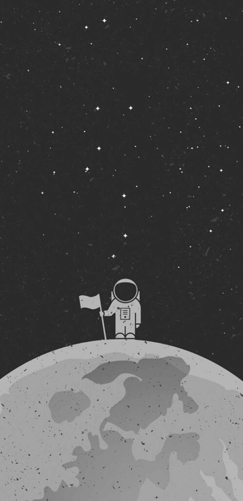Astronaut Android Wallpaper (5)