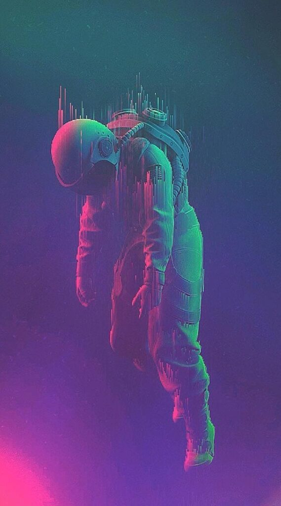 Astronaut Android Wallpapers