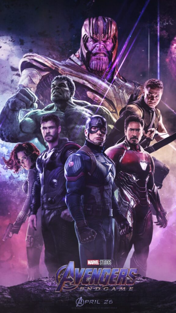 Avengers Endgame Pictures