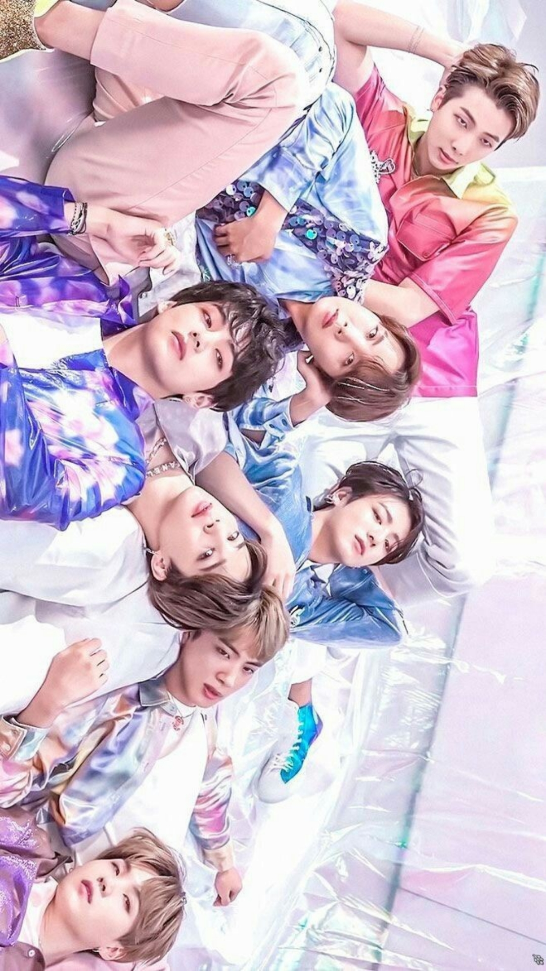BTS Mobile Background Pictures