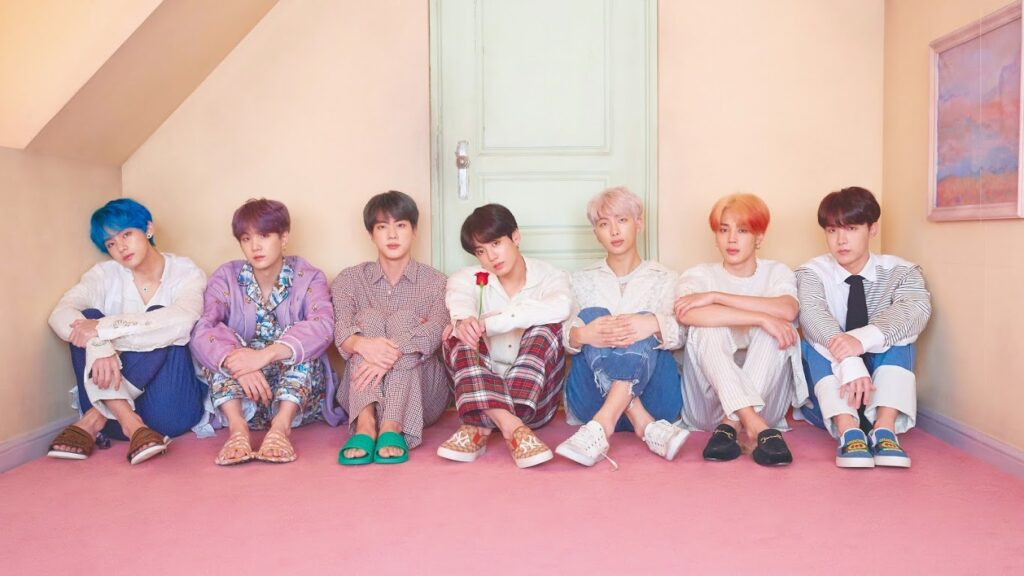 BTS PC Background Pictures