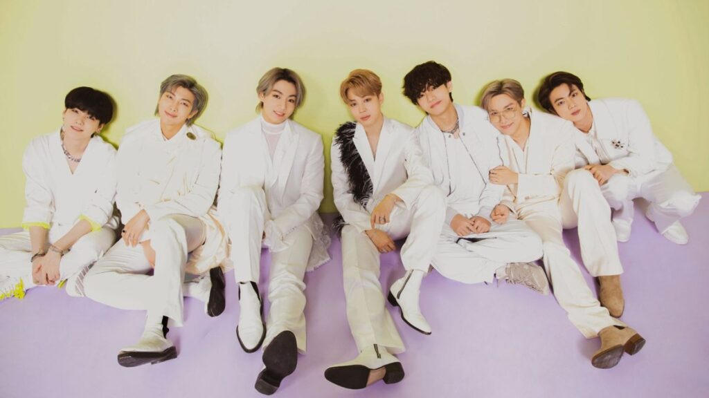 BTS PC Wallpapers