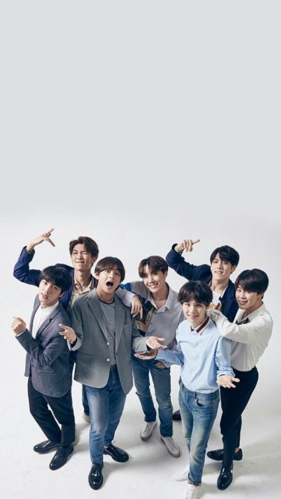 BTS Phone Background Pictures