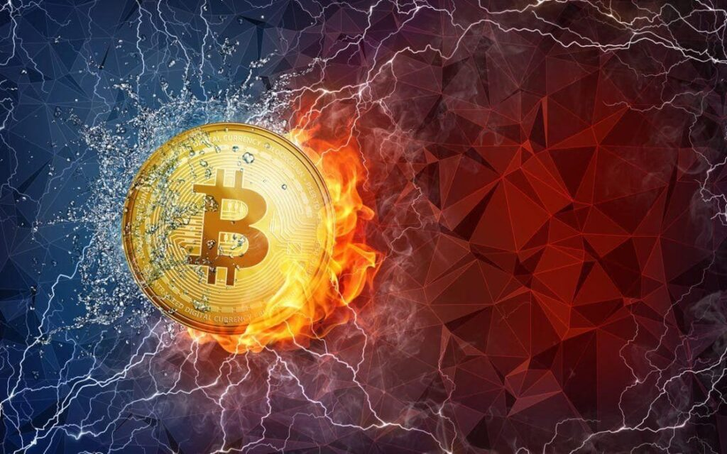 Bitcoin Background Images