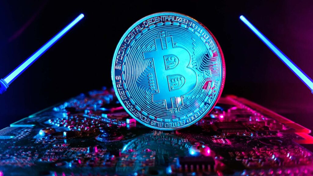 Bitcoin Background Pictures