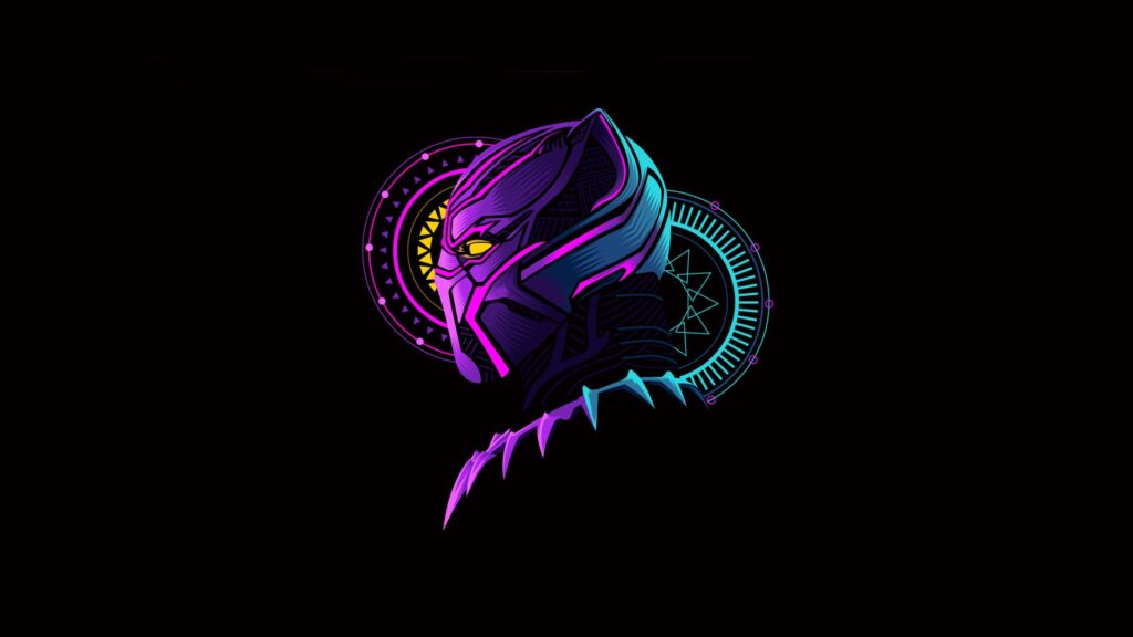 Black Panther Background For PC