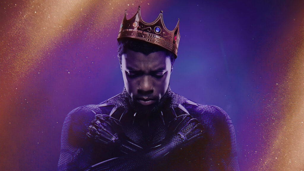 Black Panther PC Background