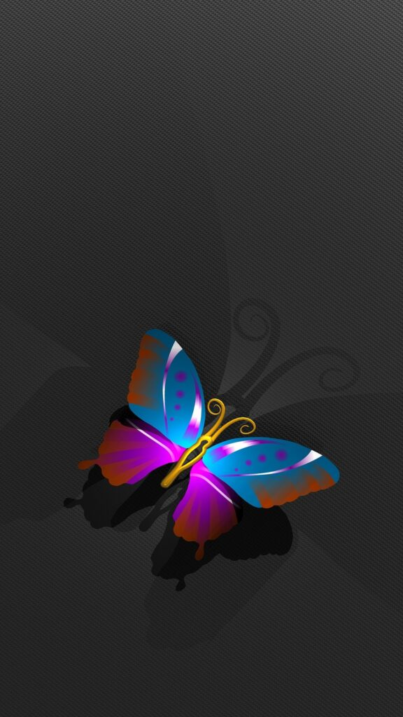 Butterfly Android Wallpaper 4k