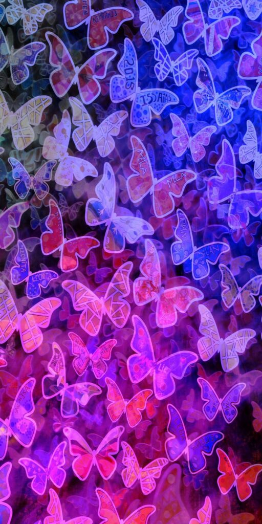 Butterfly Android Wallpaper 8