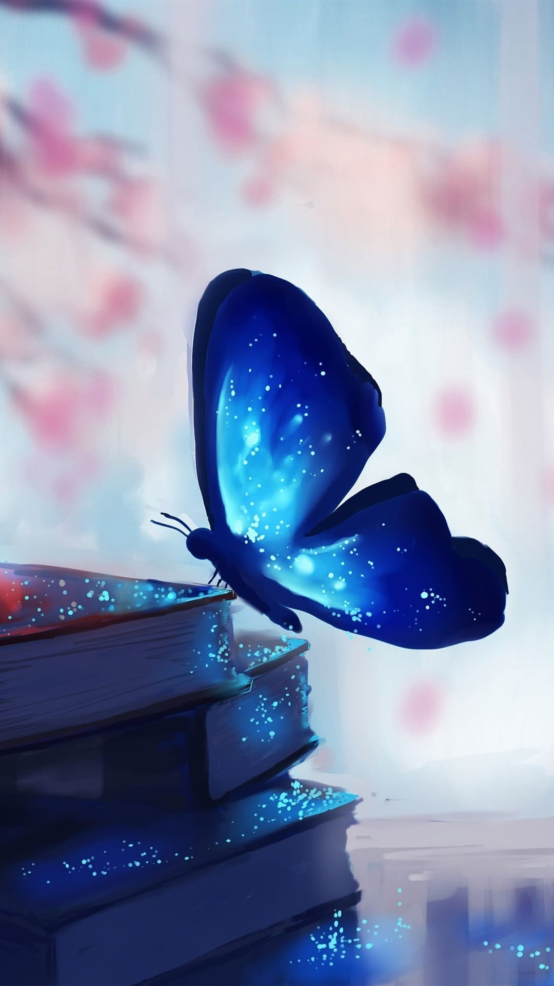 Butterfly Android Wallpaper