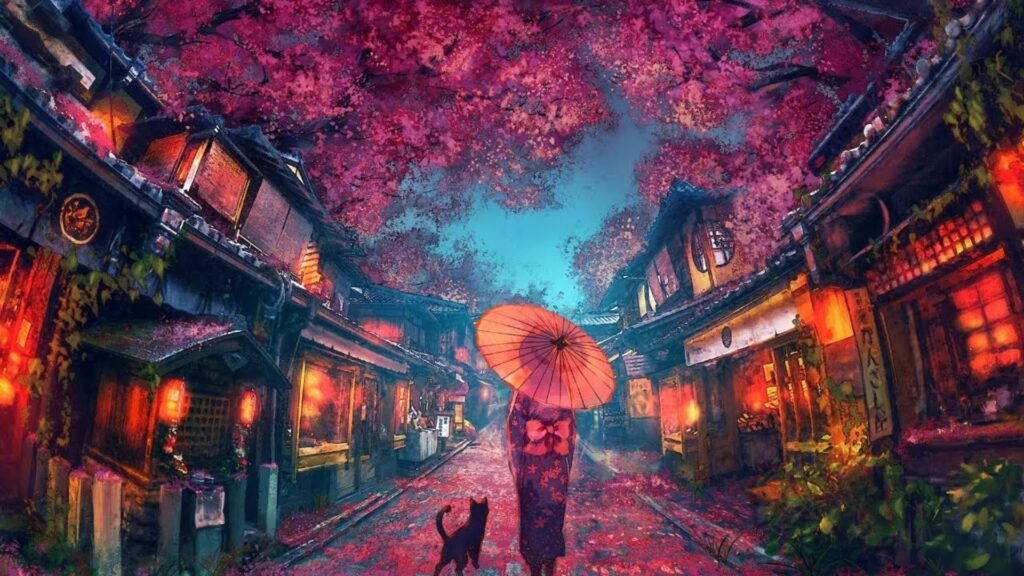Cherry Blossom Backgrounds Pictures