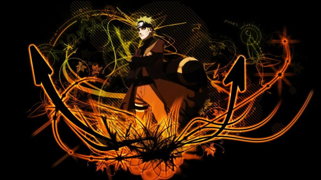 Naruto Laptop Background Pictures