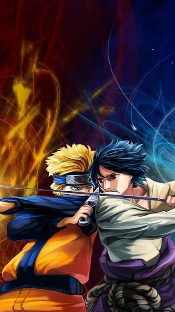Naruto iPhone Wallpaper background