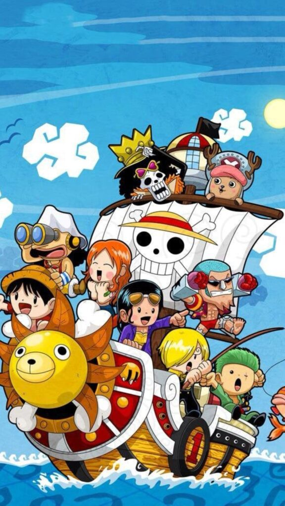 One Piece Wallpaper For iPhone 1