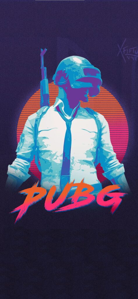 PUBG Background For Mobile